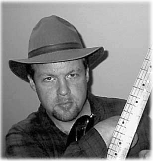 Guy Bergeron - Powerful Blues and Blues Rock by New England's one and only GUY BERGERON!